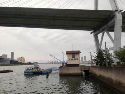 海遊館~USJを無料で船旅♪