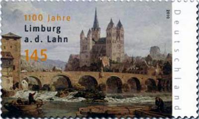リンブルクの大酒豪Hattstein-Brunnenハットシュタインの泉