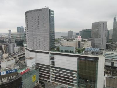 コロナ期(2020年6月)にオープンしたJR東日本の白いタワービル