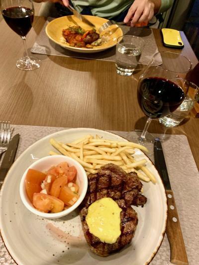レストラン Mangata