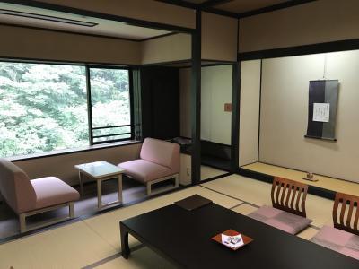 湯西川温泉は6回目でこちらの旅館は初めてお世話になりました。