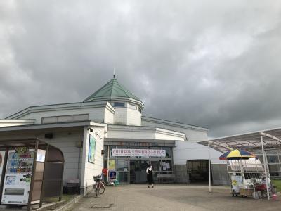 昭和・平成の色が漂う道の駅