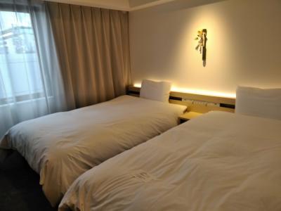 ビジネスホテル+αの快適さ