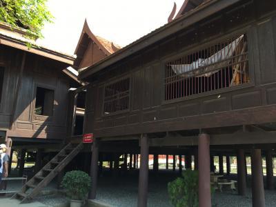 アユタヤの伝統家屋