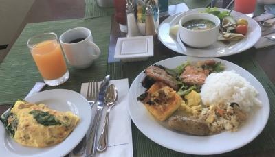 朝食ビュッフェの卵料理が美味しい◎