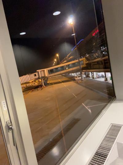 綺麗で便利な空港