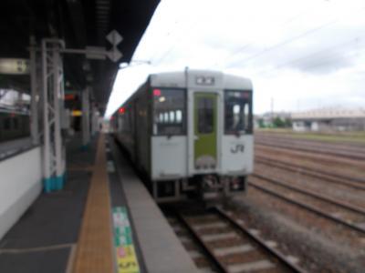 福島県内を走る路線です。