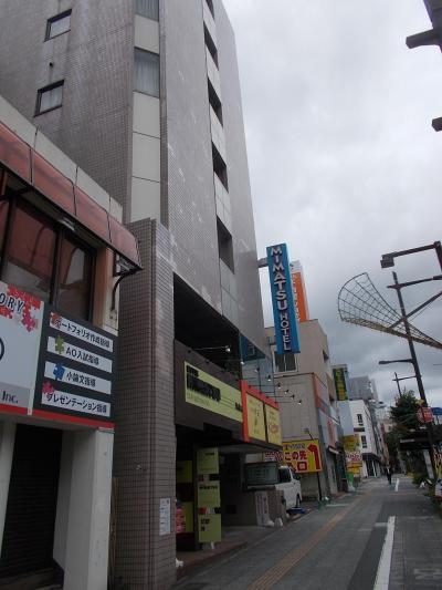 水戸駅から北西に約5分程度です。