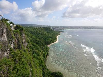 グアムに行ったら恋人岬でしょう