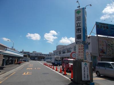 千住大橋駅から東に5分程度です。