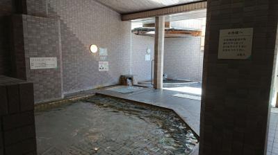 日帰り入浴は1200円(タオル付き)でした