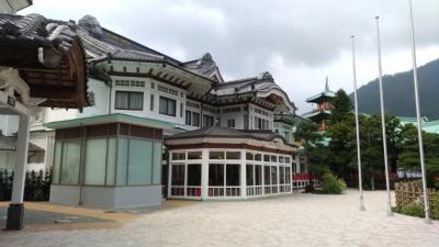 改修後の富士屋ホテル