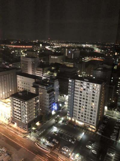 素敵なホテルで満喫 横浜アリーナまで歩道橋で繋がってます 2020年9月