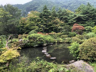 コロナ対策も万全!3世代で夏休み♪手入れの行き届いた日本庭園と美味しいごはん、泉質が良くリピート希望!!