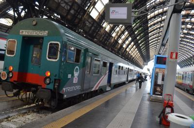 新幹線並みの高速車両が主力になったイタリア鉄道