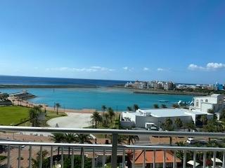 海が見えるリゾートホテル