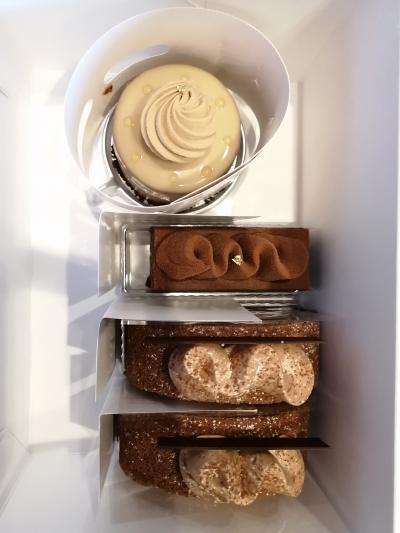 チョコレートケーキ好きにはたまらない