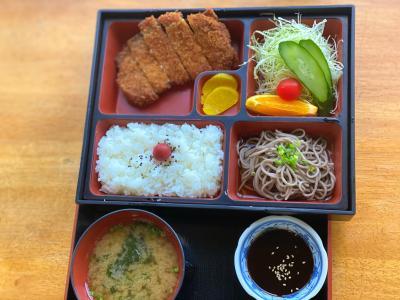 屋久島空港内のレストラン