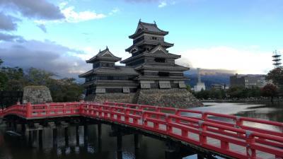 黒と白の美しい城