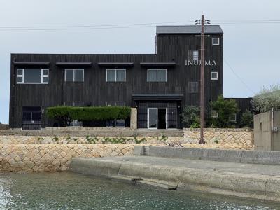 犬島アートプロジェクト精錬所カフェ