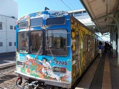 行田市駅を含めて埼玉の北部を東西につないでいます。