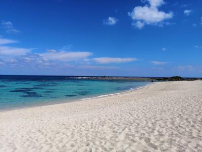 空港から近い美しいビーチ