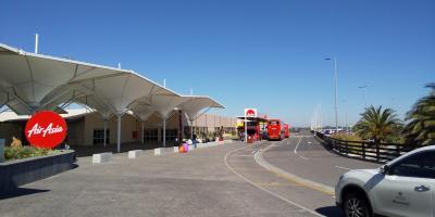 メルボルン近郊のLCCメインの空港