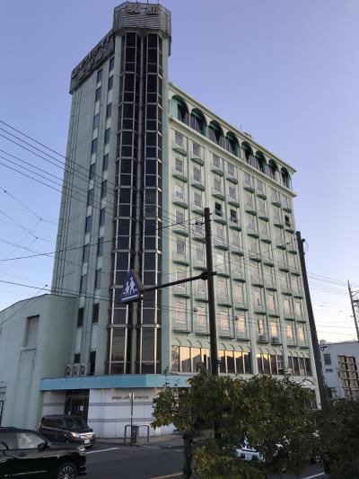 上諏訪温泉の宿、いろいろ泊まってはいますが外国人相手のビジネスホテル?