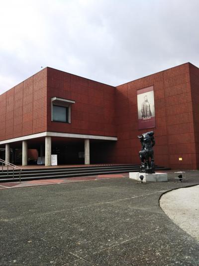 ミレーの美術館です!