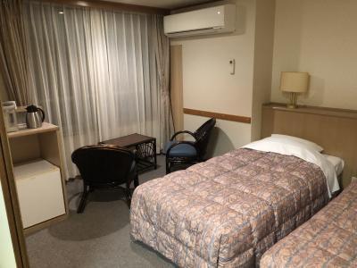 広々ホテル