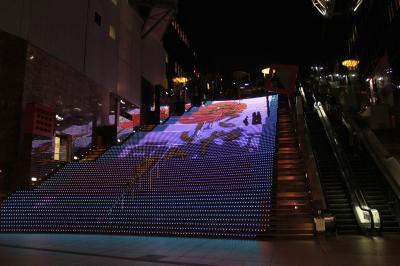 京都駅ビルでも観光できる