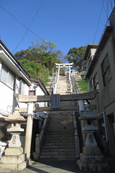 下関の人は日本一階段好き?