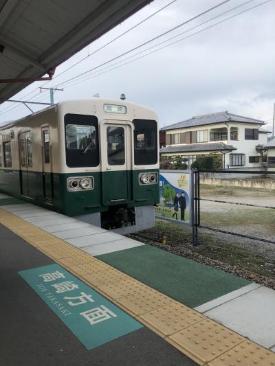 ローカル電車でコトコト