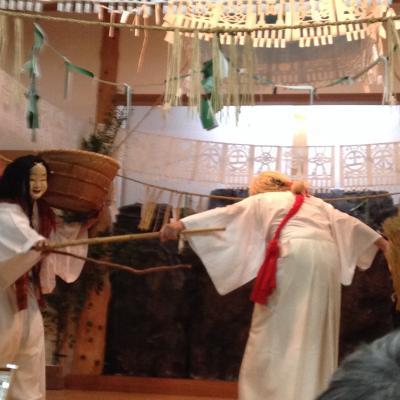 伝統文化に触れる