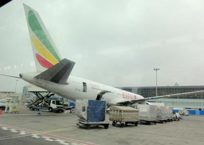 マダガスカルの首都アンタナナリヴの「イヴァト空港」