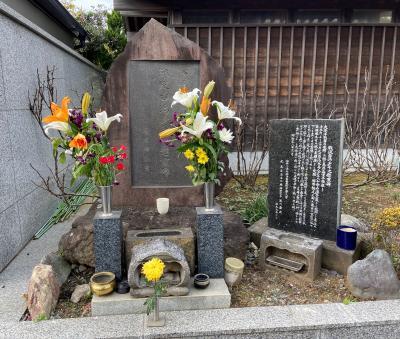 戦没台湾少年の慰霊碑があります。