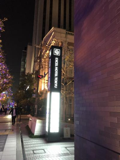 本町駅近のビジネスホテル