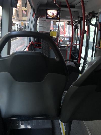 アルハンブラ行きのバス