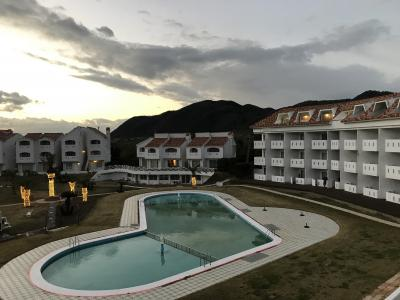 海に近くのリゾートホテルの雰囲気感があり、ディスカバー千葉を併用して大変良かった。
