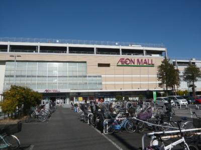 イオンモール(川口前川店)は、幹線道路に面していて便利で、かつ医療機関が近くにあります。