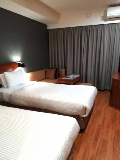 京都駅から徒歩2分アクセス便利で、使い勝手の良いホテル