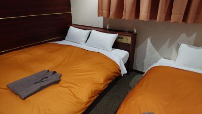 値段から考えれば最高のホテル