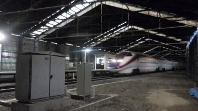 スノーシェッドに蔽われた不思議な無人駅は鉄道ファンの聖地