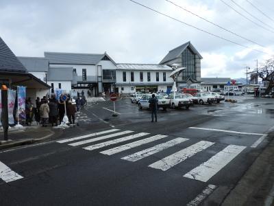 山形新幹線が停車する駅
