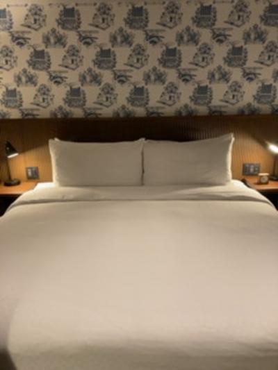 居心地の良いホテル