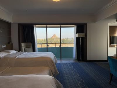 ホテルステイを堪能できる都会のリゾートホテル