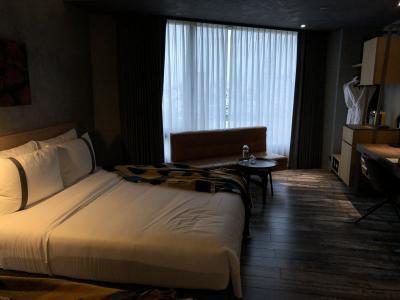 スタイリッシュさ全開なホテル