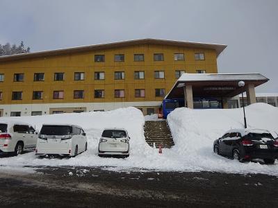 ダイナランドで特典いっぱいのホテルです