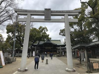 はれ物、がんの神様として日本各地から参拝に訪れます