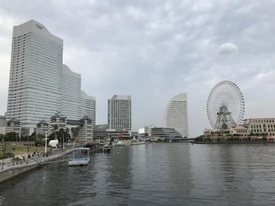 横浜を楽しめる散歩道